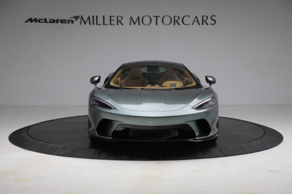 Used 2021 McLaren GT LUXE for sale Call for price at Pagani of Greenwich in Greenwich CT 06830 12