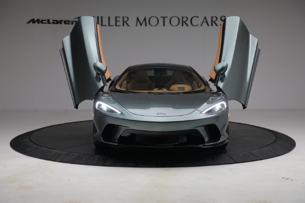 Used 2021 McLaren GT LUXE for sale Call for price at Pagani of Greenwich in Greenwich CT 06830 13