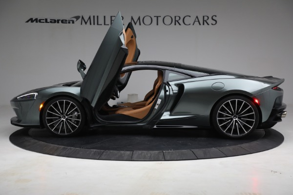 Used 2021 McLaren GT LUXE for sale Call for price at Pagani of Greenwich in Greenwich CT 06830 15