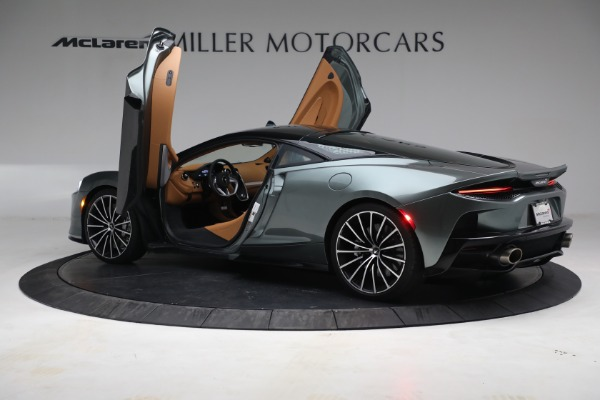 Used 2021 McLaren GT LUXE for sale Call for price at Pagani of Greenwich in Greenwich CT 06830 16