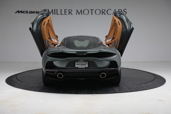 Used 2021 McLaren GT LUXE for sale Call for price at Pagani of Greenwich in Greenwich CT 06830 17