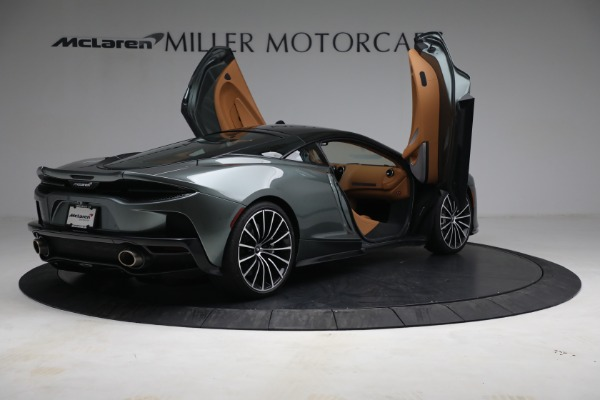 Used 2021 McLaren GT LUXE for sale Call for price at Pagani of Greenwich in Greenwich CT 06830 18