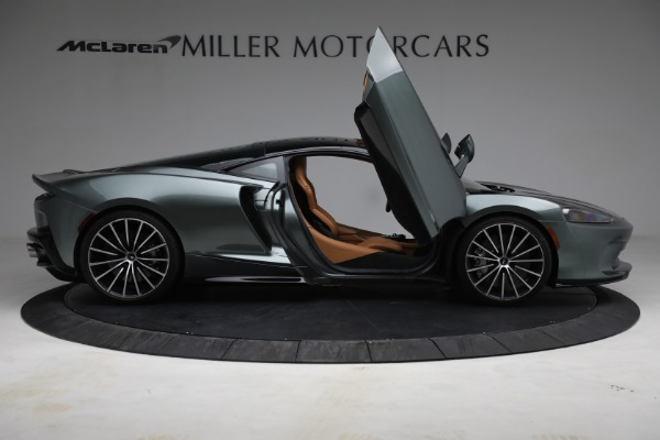 Used 2021 McLaren GT LUXE for sale Call for price at Pagani of Greenwich in Greenwich CT 06830 19