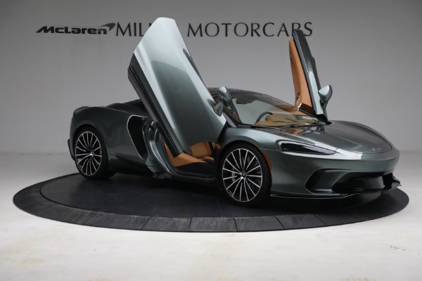Used 2021 McLaren GT LUXE for sale Call for price at Pagani of Greenwich in Greenwich CT 06830 20