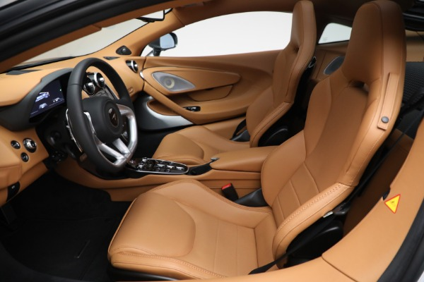 Used 2021 McLaren GT LUXE for sale Call for price at Pagani of Greenwich in Greenwich CT 06830 22