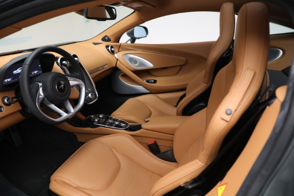 Used 2021 McLaren GT LUXE for sale Call for price at Pagani of Greenwich in Greenwich CT 06830 23