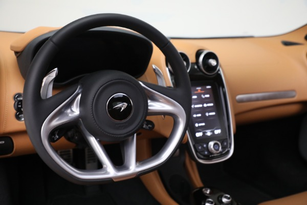 Used 2021 McLaren GT LUXE for sale Call for price at Pagani of Greenwich in Greenwich CT 06830 24