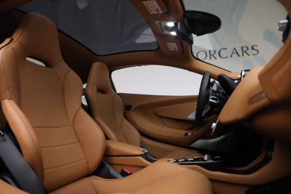 Used 2021 McLaren GT LUXE for sale Call for price at Pagani of Greenwich in Greenwich CT 06830 25
