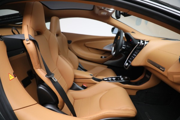 Used 2021 McLaren GT LUXE for sale Call for price at Pagani of Greenwich in Greenwich CT 06830 26