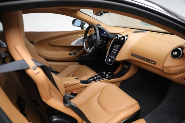 Used 2021 McLaren GT LUXE for sale Call for price at Pagani of Greenwich in Greenwich CT 06830 27