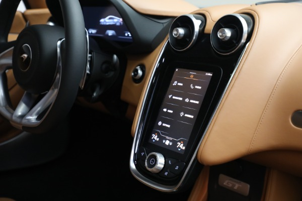 Used 2021 McLaren GT LUXE for sale Call for price at Pagani of Greenwich in Greenwich CT 06830 28