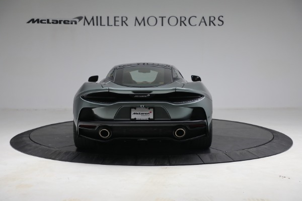 Used 2021 McLaren GT LUXE for sale Call for price at Pagani of Greenwich in Greenwich CT 06830 6