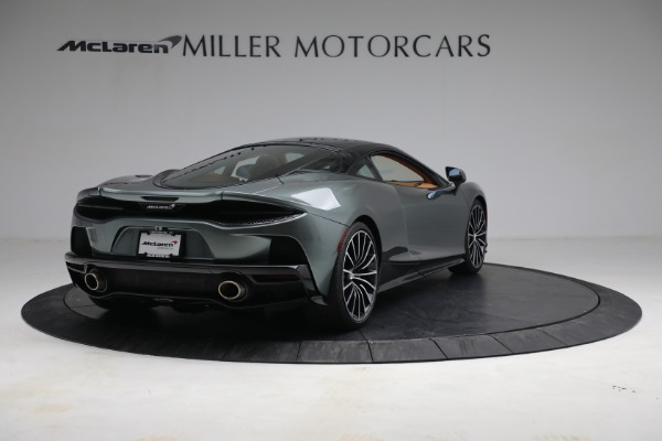 Used 2021 McLaren GT LUXE for sale Call for price at Pagani of Greenwich in Greenwich CT 06830 7