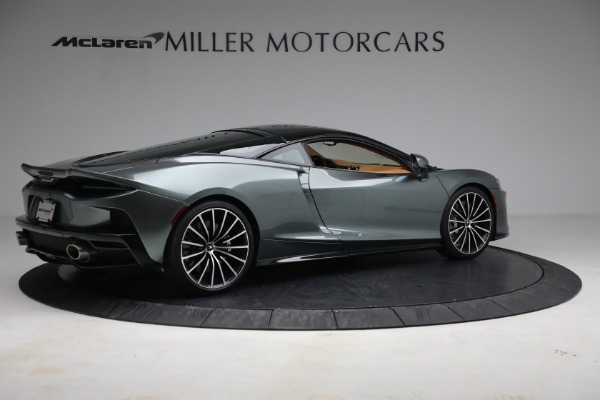 Used 2021 McLaren GT LUXE for sale Call for price at Pagani of Greenwich in Greenwich CT 06830 8