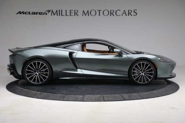 Used 2021 McLaren GT LUXE for sale Call for price at Pagani of Greenwich in Greenwich CT 06830 9