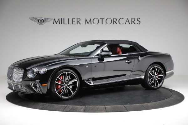 Used 2020 Bentley Continental GT First Edition for sale Call for price at Pagani of Greenwich in Greenwich CT 06830 13