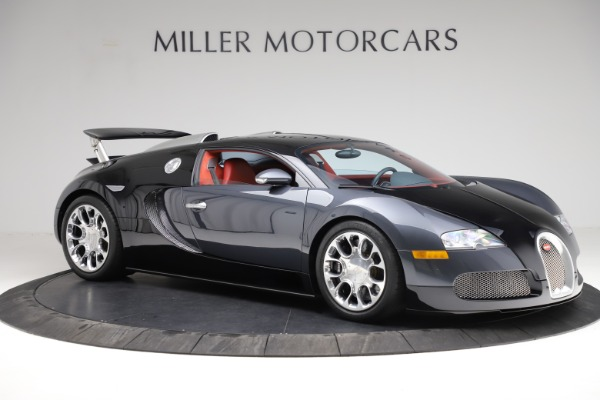 Used 2008 Bugatti Veyron 16.4 for sale Call for price at Pagani of Greenwich in Greenwich CT 06830 13