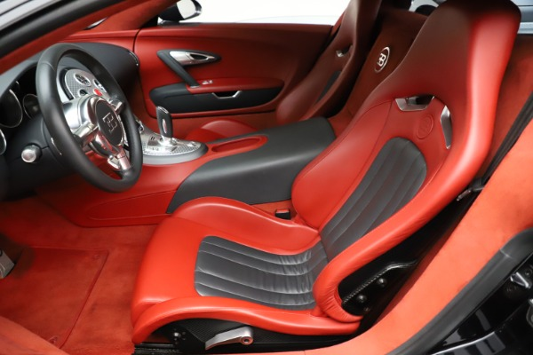 Used 2008 Bugatti Veyron 16.4 for sale Call for price at Pagani of Greenwich in Greenwich CT 06830 17