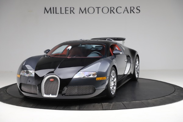Used 2008 Bugatti Veyron 16.4 for sale Call for price at Pagani of Greenwich in Greenwich CT 06830 2