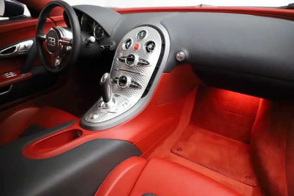 Used 2008 Bugatti Veyron 16.4 for sale Call for price at Pagani of Greenwich in Greenwich CT 06830 25