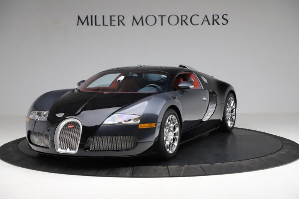 Used 2008 Bugatti Veyron 16.4 for sale Call for price at Pagani of Greenwich in Greenwich CT 06830 26
