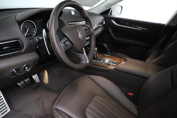 New 2021 Maserati Levante S Q4 GranLusso for sale $100,949 at Pagani of Greenwich in Greenwich CT 06830 13
