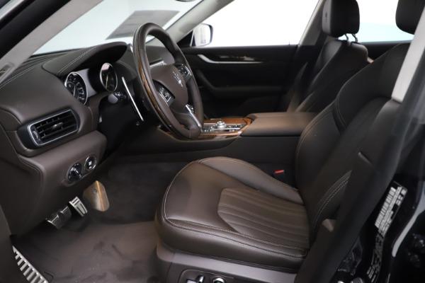 New 2021 Maserati Levante S Q4 GranLusso for sale $100,949 at Pagani of Greenwich in Greenwich CT 06830 14