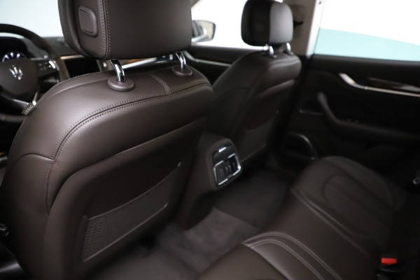 New 2021 Maserati Levante S Q4 GranLusso for sale $100,949 at Pagani of Greenwich in Greenwich CT 06830 16