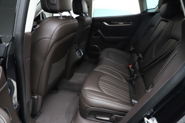 New 2021 Maserati Levante S Q4 GranLusso for sale $100,949 at Pagani of Greenwich in Greenwich CT 06830 17