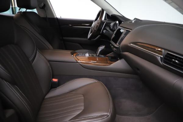 New 2021 Maserati Levante S Q4 GranLusso for sale $100,949 at Pagani of Greenwich in Greenwich CT 06830 20