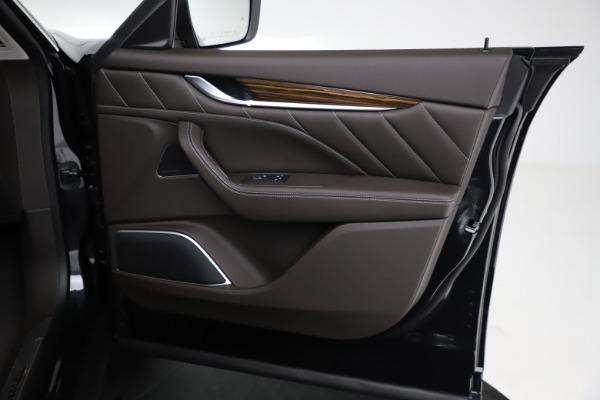 New 2021 Maserati Levante S Q4 GranLusso for sale $100,949 at Pagani of Greenwich in Greenwich CT 06830 21