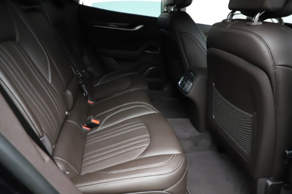 New 2021 Maserati Levante S Q4 GranLusso for sale $100,949 at Pagani of Greenwich in Greenwich CT 06830 22