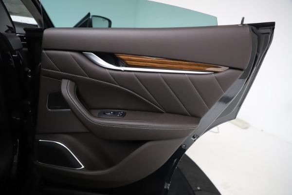 New 2021 Maserati Levante S Q4 GranLusso for sale $100,949 at Pagani of Greenwich in Greenwich CT 06830 23