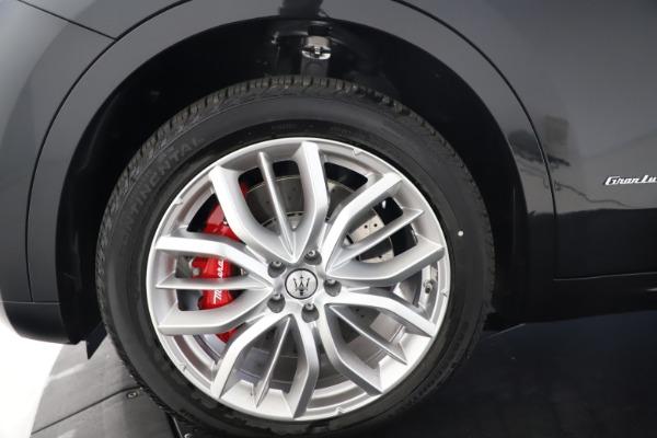 New 2021 Maserati Levante S Q4 GranLusso for sale $100,949 at Pagani of Greenwich in Greenwich CT 06830 25