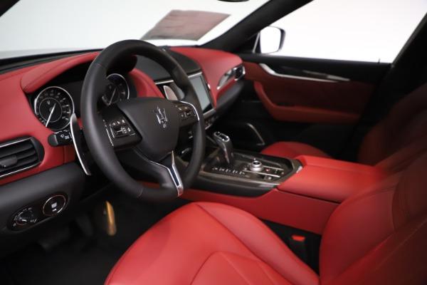 New 2021 Maserati Levante S Q4 GranLusso for sale $105,549 at Pagani of Greenwich in Greenwich CT 06830 13