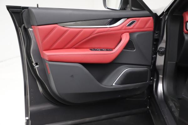 New 2021 Maserati Levante S Q4 GranLusso for sale $105,549 at Pagani of Greenwich in Greenwich CT 06830 16