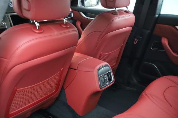New 2021 Maserati Levante S Q4 GranLusso for sale $105,549 at Pagani of Greenwich in Greenwich CT 06830 17