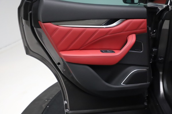 New 2021 Maserati Levante S Q4 GranLusso for sale $105,549 at Pagani of Greenwich in Greenwich CT 06830 19