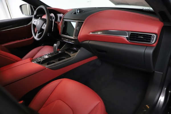 New 2021 Maserati Levante S Q4 GranLusso for sale $105,549 at Pagani of Greenwich in Greenwich CT 06830 20