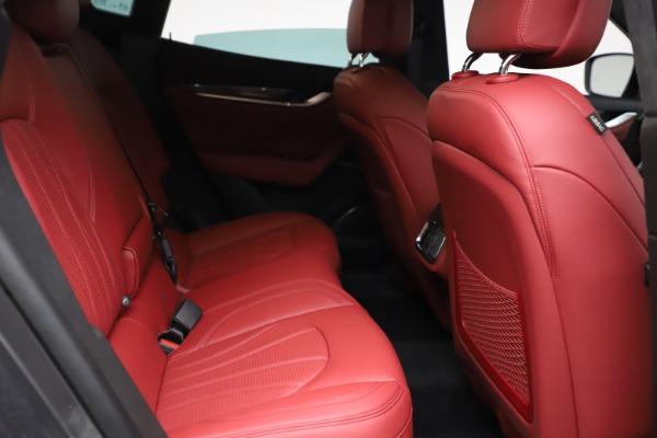 New 2021 Maserati Levante S Q4 GranLusso for sale $105,549 at Pagani of Greenwich in Greenwich CT 06830 22