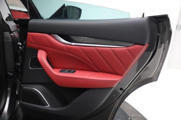 New 2021 Maserati Levante S Q4 GranLusso for sale $105,549 at Pagani of Greenwich in Greenwich CT 06830 23