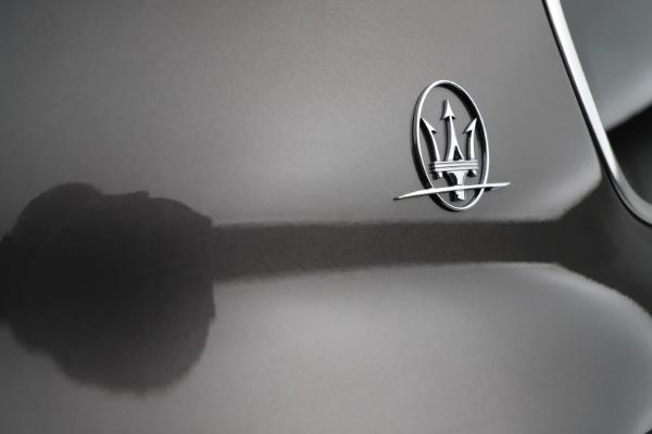 New 2021 Maserati Levante S Q4 GranLusso for sale $105,549 at Pagani of Greenwich in Greenwich CT 06830 24