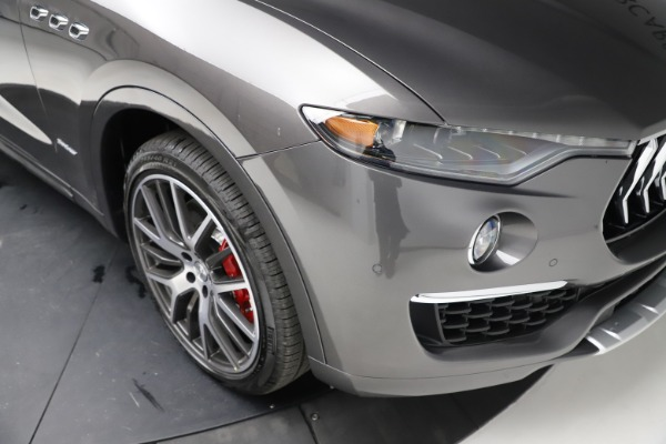 New 2021 Maserati Levante S Q4 GranLusso for sale $105,549 at Pagani of Greenwich in Greenwich CT 06830 25