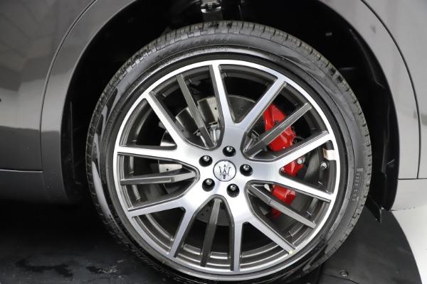 New 2021 Maserati Levante S Q4 GranLusso for sale $105,549 at Pagani of Greenwich in Greenwich CT 06830 26