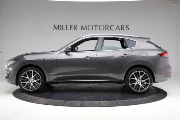 New 2021 Maserati Levante S Q4 GranLusso for sale $105,549 at Pagani of Greenwich in Greenwich CT 06830 3
