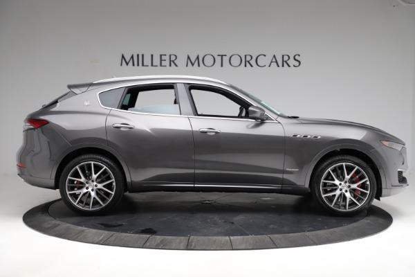 New 2021 Maserati Levante S Q4 GranLusso for sale $105,549 at Pagani of Greenwich in Greenwich CT 06830 9