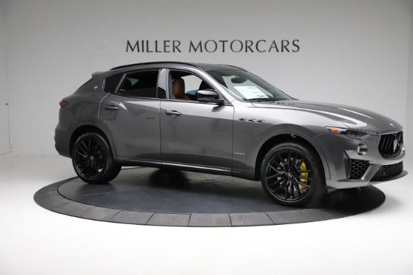 New 2021 Maserati Levante S Q4 GranSport for sale $114,485 at Pagani of Greenwich in Greenwich CT 06830 10