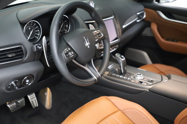 New 2021 Maserati Levante S Q4 GranSport for sale $114,485 at Pagani of Greenwich in Greenwich CT 06830 13