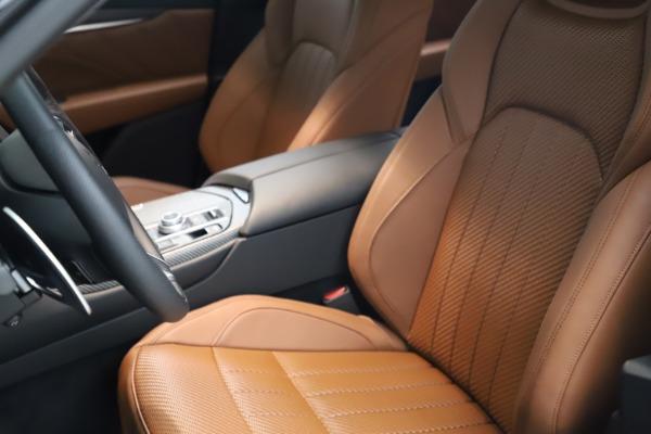 New 2021 Maserati Levante S Q4 GranSport for sale $114,485 at Pagani of Greenwich in Greenwich CT 06830 15