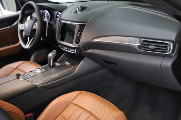 New 2021 Maserati Levante S Q4 GranSport for sale $114,485 at Pagani of Greenwich in Greenwich CT 06830 18